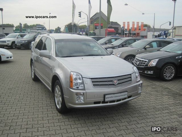 Cadillac  SRX 4.6 V8 Sport Luxury AWD with LPG gas system 2009 Liquefied Petroleum Gas Cars (LPG, GPL, propane) photo