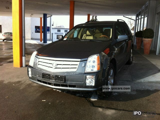 2009 Cadillac  SRX 3.6 V6 AWD luxury new interior LPG GAS Off-road Vehicle/Pickup Truck Used vehicle photo