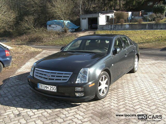 Cadillac  STS 3.6 V6 Sport Luxury 2008 Liquefied Petroleum Gas Cars (LPG, GPL, propane) photo