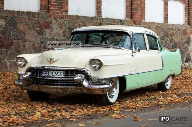 Cadillac  Fleetwood 1955 Vintage, Classic and Old Cars photo