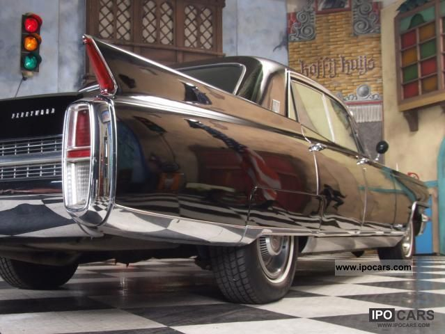 Cadillac  Fleetwood 1963 Vintage, Classic and Old Cars photo