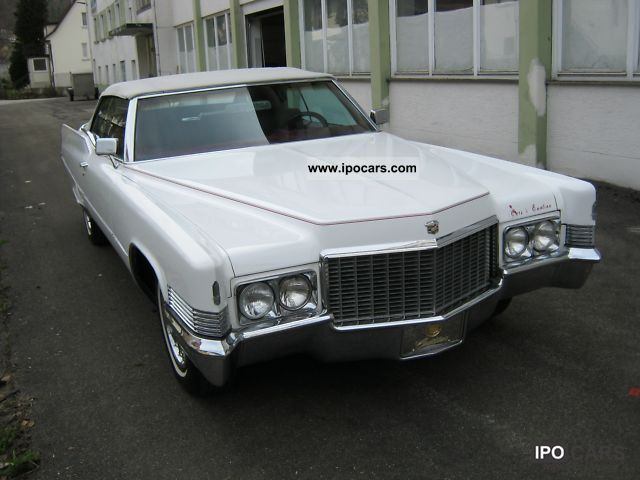 Cadillac  Convertible 1970 Vintage, Classic and Old Cars photo