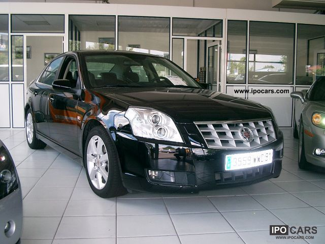 2008 Cadillac Bls 1 9 D Sport Luxury Ba Car Photo And Specs