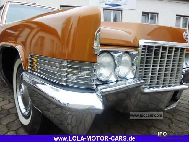 Cadillac  Fleetwood Brougham 1970 Vintage, Classic and Old Cars photo