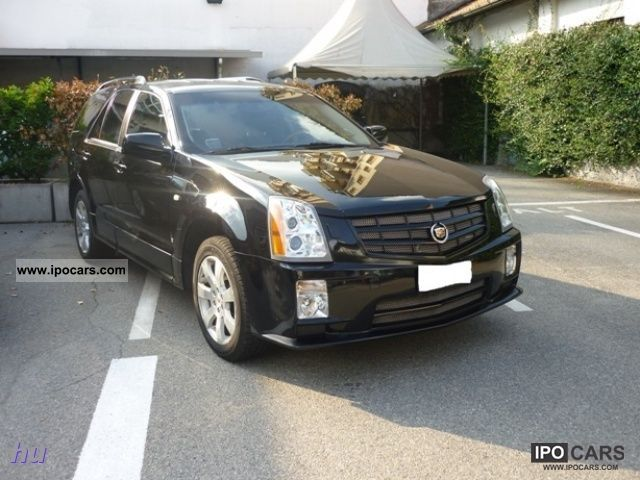 Cadillac  SRX AWD Sport Luxury 3.6 V6 aut Bi-Fuel GPL 2008 Liquefied Petroleum Gas Cars (LPG, GPL, propane) photo
