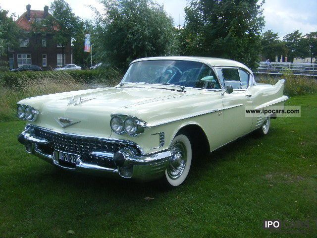 Cadillac  Coupe Deville 1958, and 40, United States Classics more 1958 Vintage, Classic and Old Cars photo