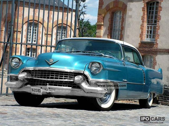 Cadillac  COUPE DEVILLE 1955 Vintage, Classic and Old Cars photo