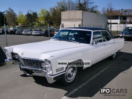 Cadillac  Fleetwood Sixty dream RESTORED .... 1967 Vintage, Classic and Old Cars photo