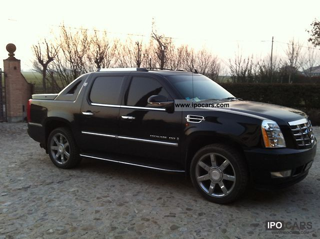 Cadillac  Escalade 2008 Liquefied Petroleum Gas Cars (LPG, GPL, propane) photo