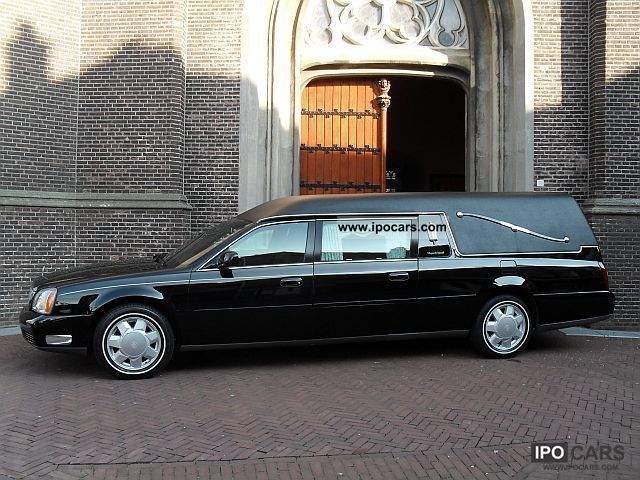 2001 Cadillac Funeral Cars He Karawan Funeralcar Other Used Vehicle Photo