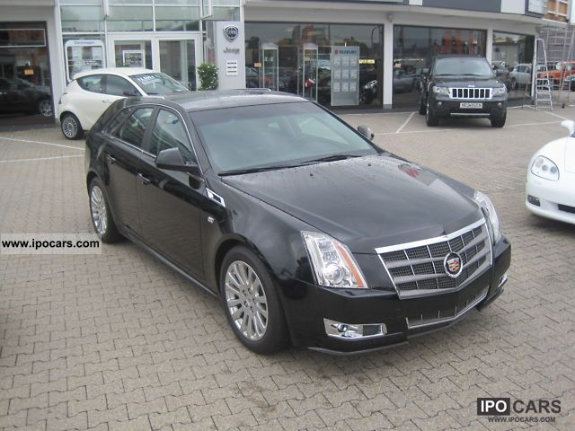 2011 Cadillac  CTS Sportwagon 3.0 V6 Elegance Monthly only 479 € Estate Car Used vehicle photo