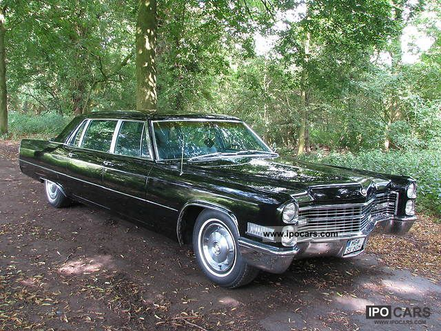 Cadillac  Fleetwood 75! 1966 Vintage, Classic and Old Cars photo