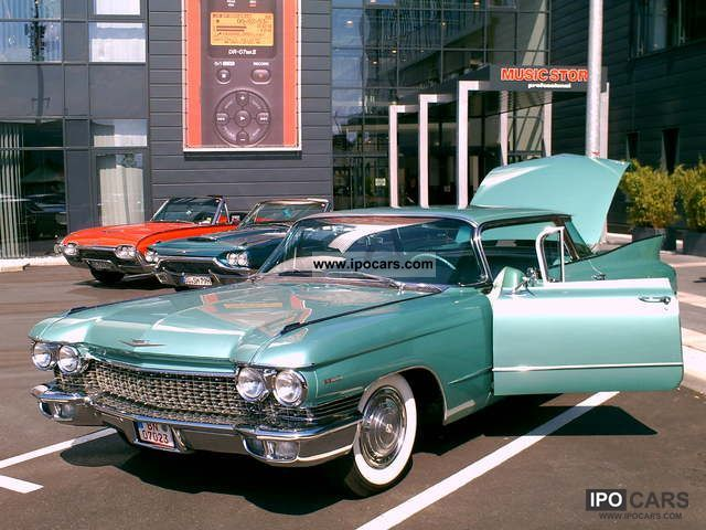 Cadillac  Flat Top 1960 Vintage, Classic and Old Cars photo