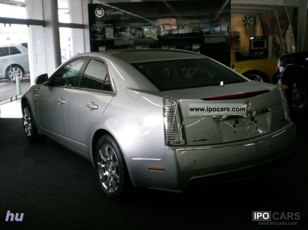 2011 cadillac cts sport luxury ufficiale car photo and specs. Black Bedroom Furniture Sets. Home Design Ideas