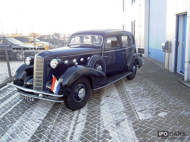 Cadillac  La Salle 1935 Vintage, Classic and Old Cars photo