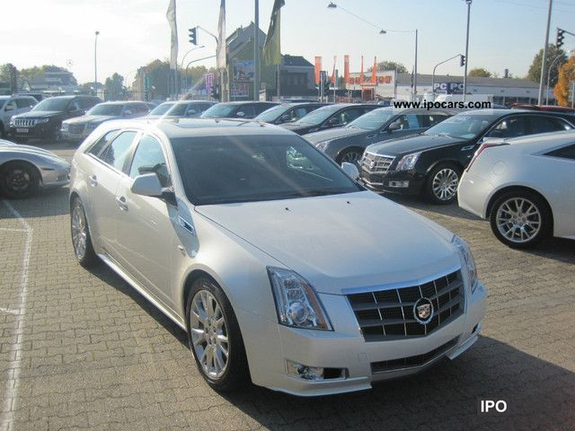 2011 Cadillac CTS Sport Wagon 3.6 Sport Combi € 555 Monthly - Car Photo and Specs