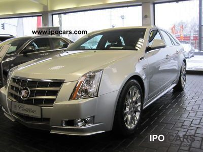 Cadillac  CTS Sport Wagon Sport Luxury with LPG gas system! 2011 Liquefied Petroleum Gas Cars (LPG, GPL, propane) photo