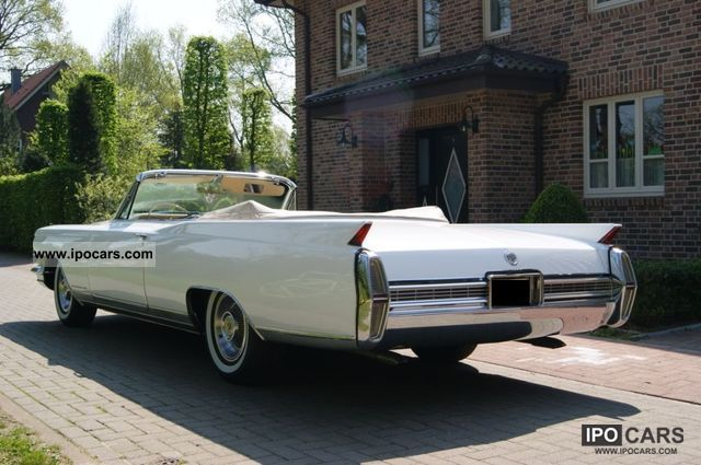 Cadillac  1964 Fleetwood Eldorado Convertible 1964 Vintage, Classic and Old Cars photo