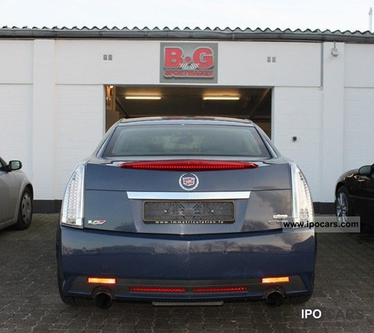 2011 Lingenfelter Cadillac Cts V Road Test: 2009 Cadillac CTS-V 6.2 L * Europe * Factory Warranty