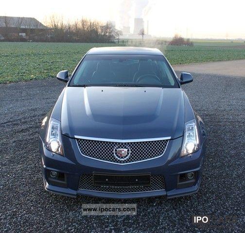 2009 Cadillac Cts V Warranty