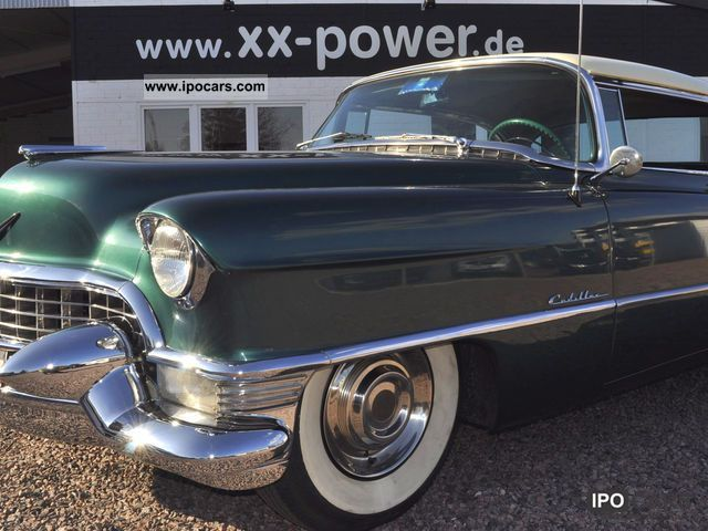 Cadillac  Coupe Nr723 1955 Vintage, Classic and Old Cars photo