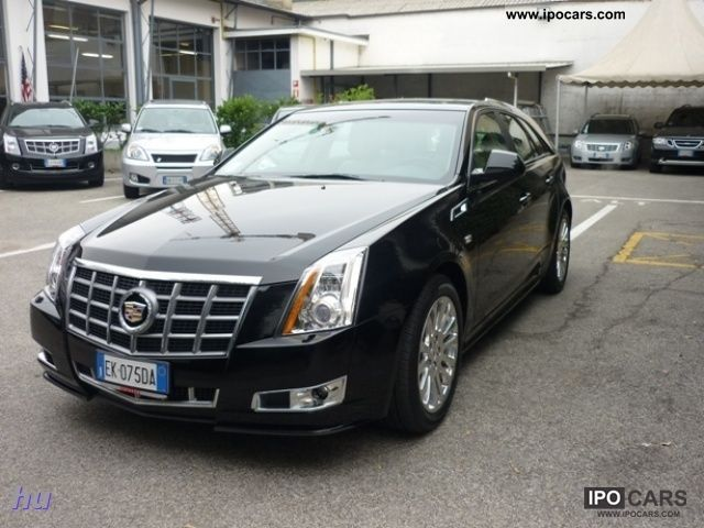 2011 cadillac cts 3 6 sport luxury v6 awd sw aut car photo and specs. Black Bedroom Furniture Sets. Home Design Ideas