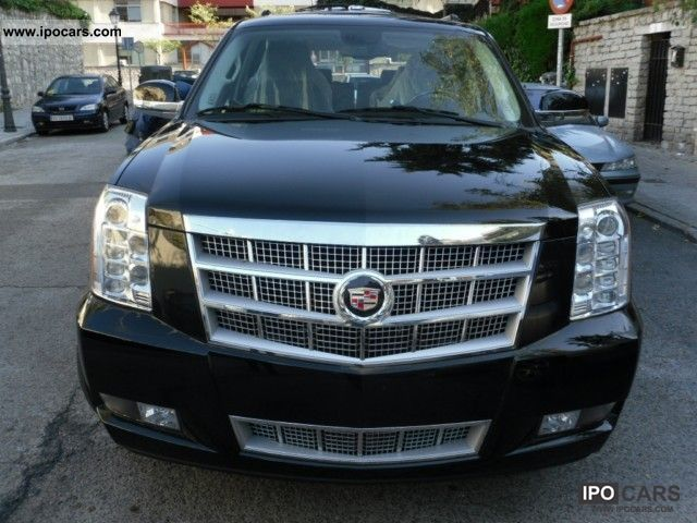 2011 cadillac escalade esv platinum 6 2 v8 011 t1 sale car photo and specs. Black Bedroom Furniture Sets. Home Design Ideas
