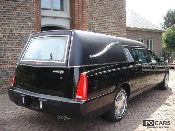 Vintage Funeral Hurst ...