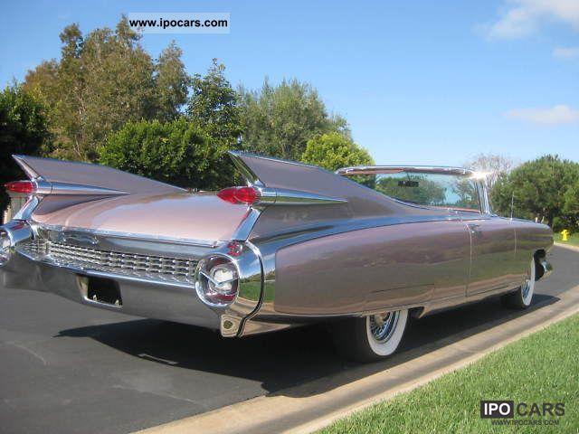 Cadillac  Eldorado Biarritz Convertible 1959 Vintage, Classic and Old Cars photo