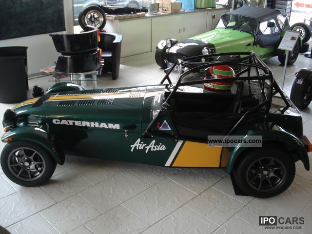 Caterham  R 300 Race Street Legal Team Lotus F1 Edition 2011 Race Cars photo