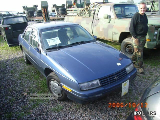 1995 Chevrolet  Corsica Limousine Used vehicle photo
