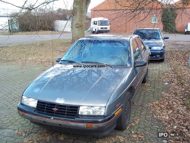 1990 Chevrolet  Corsica Limousine Used vehicle photo