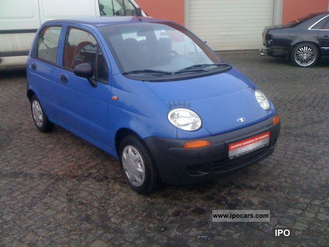 2000 Chevrolet  Matiz 0.8 S * Insp New check book * New TÜV Small Car Used vehicle photo