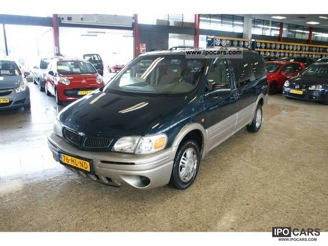 2001 Chevrolet  Trans Sport 4.3 AUT. Van / Minibus Used vehicle photo