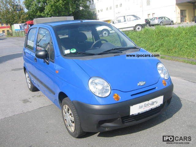 2005 Chevrolet  Matiz 0.8 * 5 doors, 5 gears Small Car Used vehicle photo