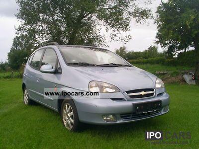 2005 Chevrolet  Tacuma 2.0 CDX. 1.Hand climate control ~ Van / Minibus Used vehicle photo