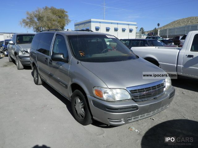 2005 Chevrolet  VENTURE Van / Minibus Used vehicle 			(business photo