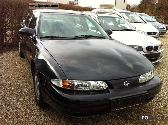 1999 Chevrolet  Alero 4.2 Automatic Limousine Used vehicle photo