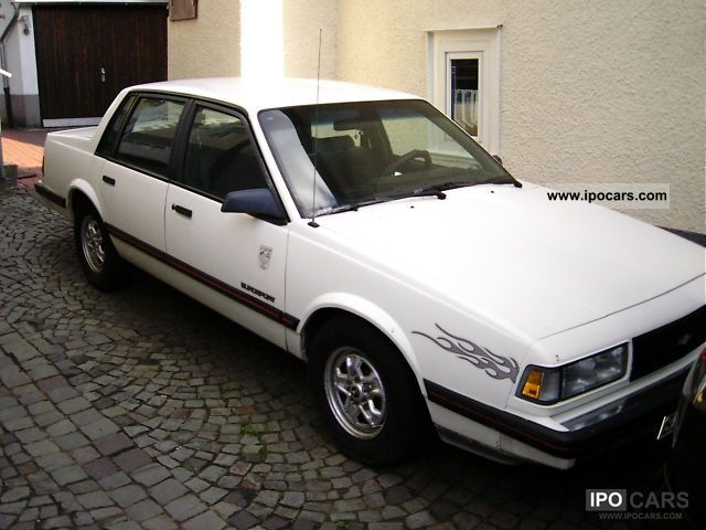 1988 Chevrolet  Celebrity Sports € Limousine Used vehicle photo