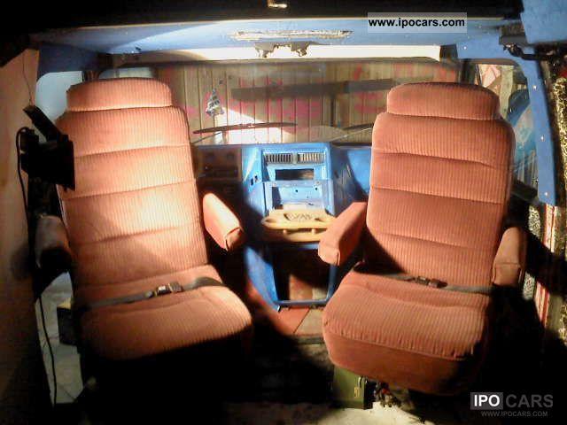 1980 Chevrolet GMC Vandura Chevy G25 Van Minibus Classic Vehicle Photo 4