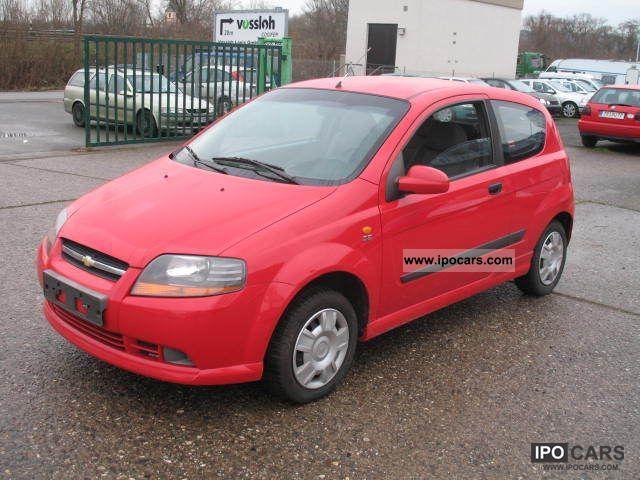 2006 Chevrolet  Kalos 1.2 SE Small Car Used vehicle photo