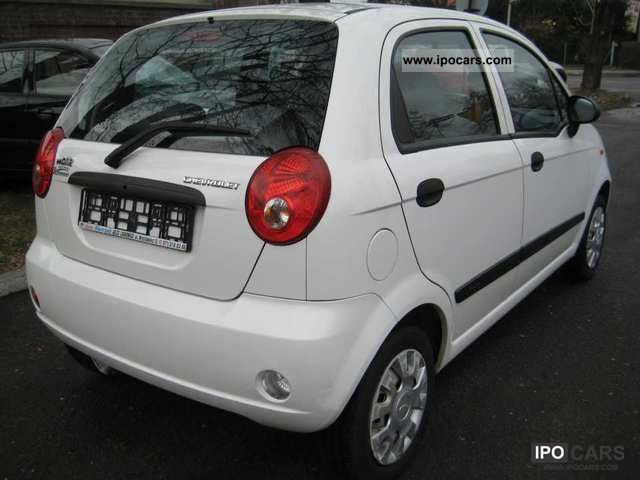 2006 Chevrolet Spark Matiz 08 2006r Car Photo And Specs