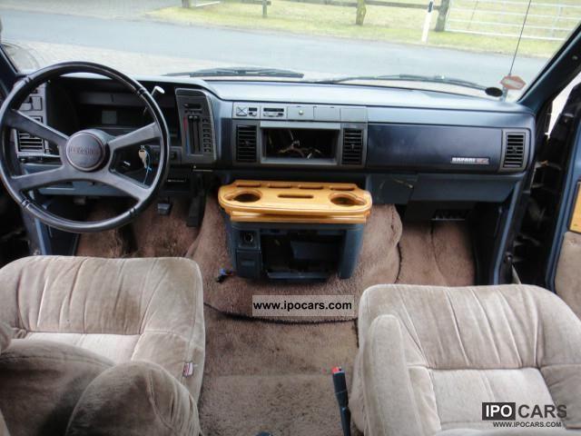 Chevrolet Astro Van X Safari Lgw on 1992 Chevy Astro Van