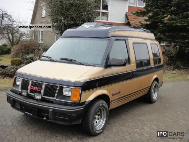 1992 Chevrolet  Astro Van 4x4 Safari 3.4 Van / Minibus Used vehicle photo