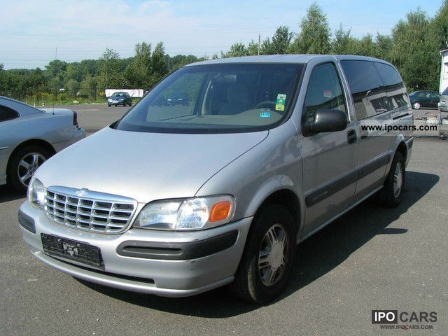2000 Chevrolet  Venture Van / Minibus Used vehicle photo