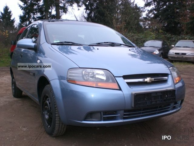 2005 Chevrolet  Kalos 1.2 SE Small Car Used vehicle photo