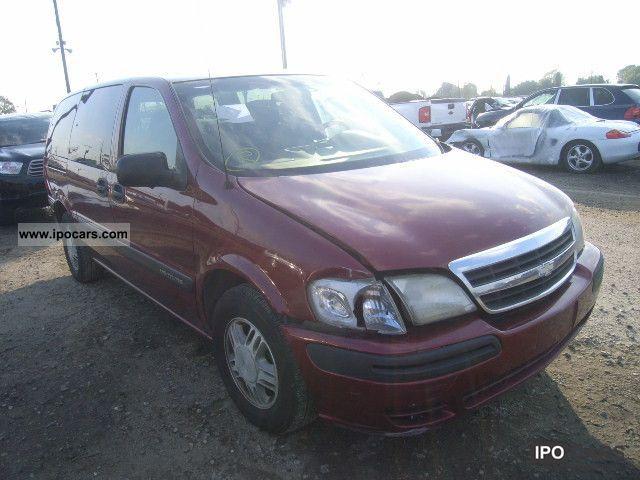 2003 Chevrolet  VENTURE Van / Minibus Used vehicle (business photo