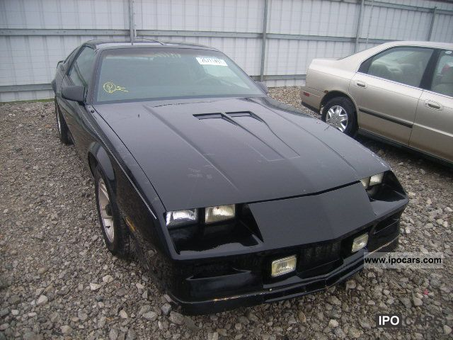 1983 Chevrolet  CAMARO Sports car/Coupe Used vehicle 			(business photo