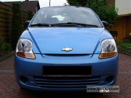 2006 Chevrolet  Matiz 1.0 SE Small Car Used vehicle photo
