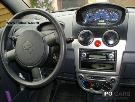 2006 Chevrolet Matiz 1 0 Se Car Photo And Specs
